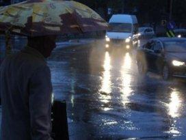 Meteorolojiden 8 ile kuvvetli yağış uyarısı