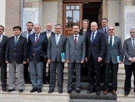 Almanya-Konya Akademik ve Sanayi İşbirliğinin temelleri atıldı