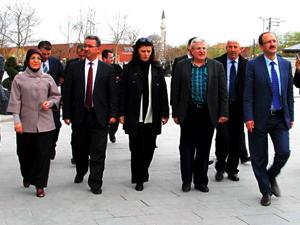 AK Partinin Konyadaki seçim çalışmaları
