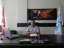 Konyaya yeni SGK müdürü atandı