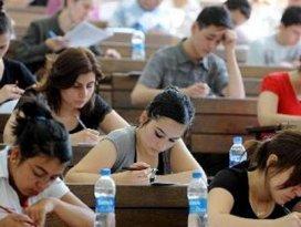 Üniversite sınavına gireceklere büyük müjde