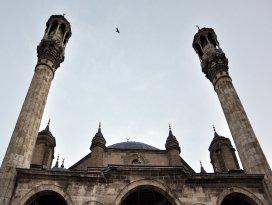 Konyanın barok camisi Aziziye ibadete açılıyor