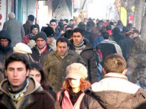 Konyanın işsizlik riski ortalarda