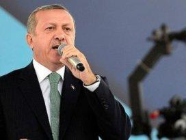 Erdoğan: Buyurun indirin o diktatörü