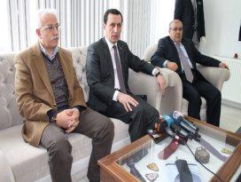 Başbakan Yardımcısı İşler Konyada
