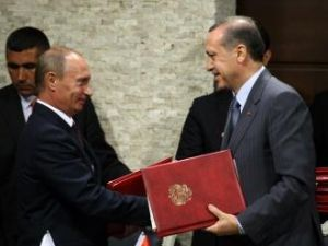 Erdoğanın Rusya gündemi