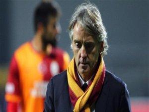 Mancini: Şampiyon olamayız...