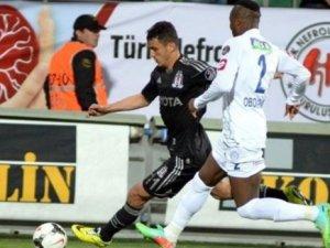 Mustafa Pektemek hem gol hem de puan demek!