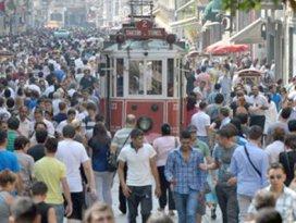 İşte CIAya göre Türkiyenin nüfusu