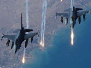 Suriye uçağı geri döndürüldü