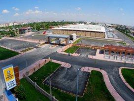 Avrupanın en modern hayvan pazarı Konyada