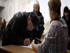 Kırım referandumunda ilk sonuçlar