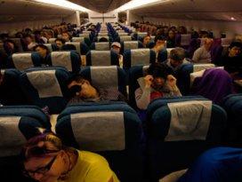 Kayıp uçakla ilgili ürküten iddia