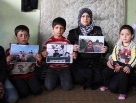 Kocasını Esed oğlunu IŞİD esir aldı