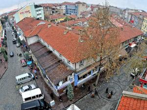 Akşehir hal binasının projesi hazır