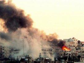 Halepte vakum bombalı saldırı: 25 ölü