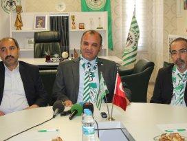 Torku Konyaspor'da Yönetim Krizi