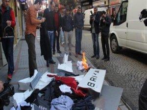 Boyner ürünlerine boykot