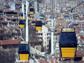 Türkiyenin ilk Metro bağlantılı teleferiği
