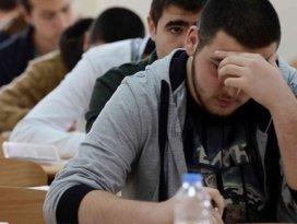 Deneme sınavında ÖSYM logosu şoku