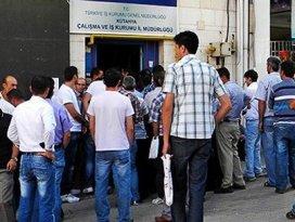 Türkiyede işsiz sayısının en az olduğu iki il
