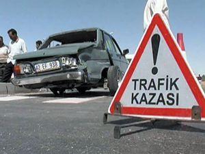 Konyada trafik kazası: 2 ölü, 2 yaralı
