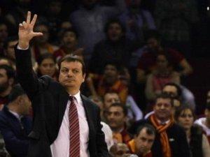 A Milli takımın başına Ergin Ataman getirildi