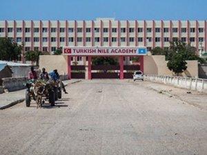 Somalide Gülen okullarına tepki
