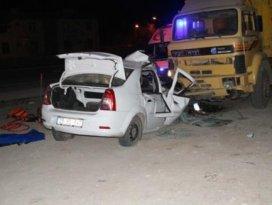 Yozgatta trafik kazası: 4 ölü