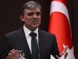 Abdullah Gül: Dinlemeyle ilgili kaygım yok!