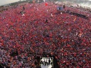 AK Partiden dev İstanbul mitingi