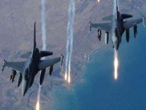Suriyeden Türk jetlerine taciz!
