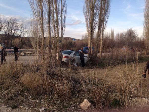 Ak Parti Konya konvoyunda kaza: 1 ölü