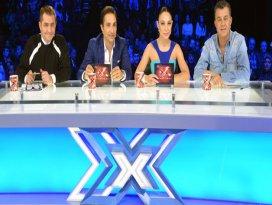 X Factor reytinge yenik düştü