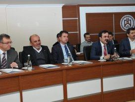KTO'da istişare toplantıları sürüyor