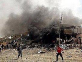 Irakta IŞİDe yönelik operasyon