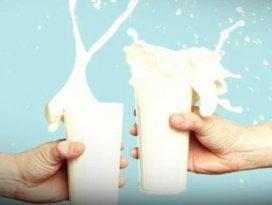 Sakın sütü bırakmayın