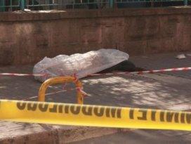 Ankaranın göbeğinde silahlı saldırı: 1 ölü