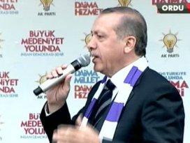 Erdoğan: Eski bakanın da kaseti var