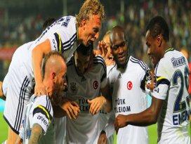 Fenerbahçe, Antepi bozguna uğrattı