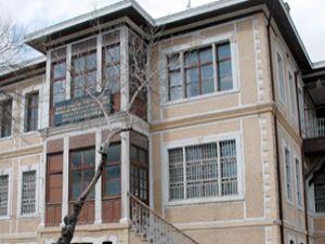 Konyadaki tarihi bina yeniden canlanıyor