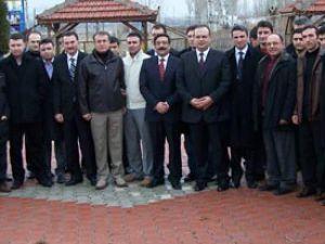 Kaymakam adayları Konyada