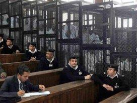 Mısırdaki idam cezaları büyük bir cinayet