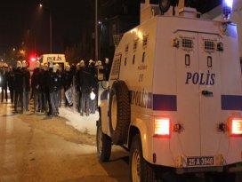 Silahlı saldırı: 2 polis yaralı