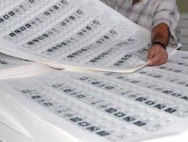 Oy kullanırken mühüre dikkat