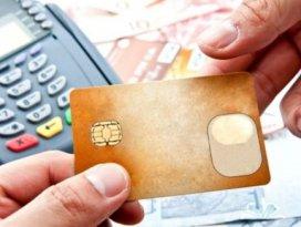 Kredi kartında geri adım yok