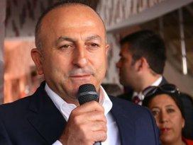 Bakan Çavuşoğlu: Anketler yalan söylüyor
