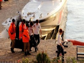 Antalyada denizde 2 ceset bulundu