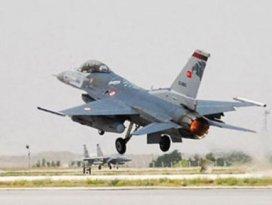Suriye jetlerimize 14 kez taciz etti!