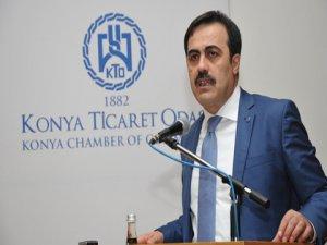 KTO Başkanı Öztürkten ses kaydı tepkisi